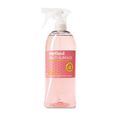 Method All Surface Cleaner, Pink Grapefruit, 28 oz., Bottle