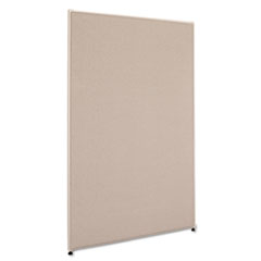 Versé Office Panel, 36w x 60h, Gray BSXP6036GYGY