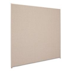 Versé Office Panel, 60w x 60h, Gray BSXP6060GYGY