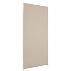 Versé Office Panel, 30w x 72h, Gray BSXP7230GYGY