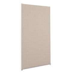 Versé Office Panel, 36w x 72h, Gray BSXP7236GYGY