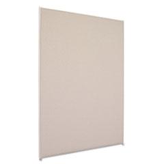 Versé Office Panel, 48w x 72h, Gray BSXP7248GYGY