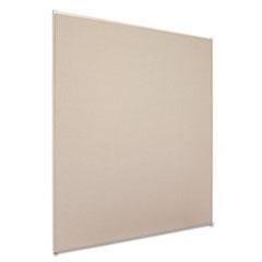 Versé Office Panel, 60w x 72h, Gray BSXP7260GYGY