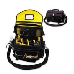 1200 Digital/SLR Camera Case, 600 Denier Nylon, 14 1/2 x 9 x 9, Black