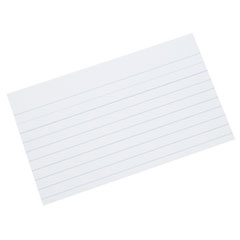 Skilcraft Index Cards