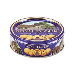 Cookies, Danish Butter, 12oz Tin OFX53005