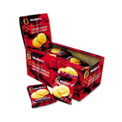 Shortbread Highlander Cookies, 1.4oz, 2 Pack, 12 Packs/Box