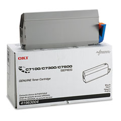 41963004 Toner (Type C4), 10000 Page-Yield, Black