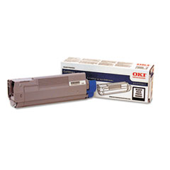 43324420 Toner, 6000 Page-Yield, Black