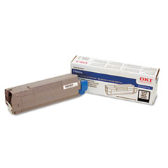 43487736 Toner, 6000 Page-Yield, Black