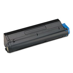 43502001 High-Yield Toner, 7000 Page-Yield, Black