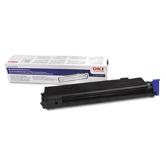 43979101 Toner, 3500 Page-Yield, Black