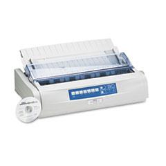 Microline 491 24-Pin Impact Printer