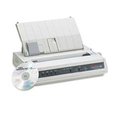 Microline 186 Dot Matrix Printer (Parallel)