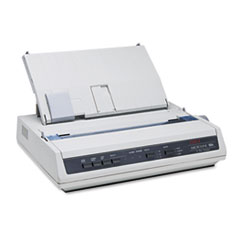 Microline 186 Dot Matrix Printer (Serial)