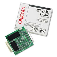 Internal RS-232C Interface for Okidata Microline ML-320/321/520/521/590/591