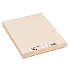 Medium Weight Tagboard, 12 x 9, Manila, 100/Pack