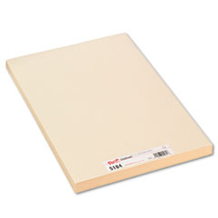 Medium Weight Tagboard, 18 x 12, Manila, 100/Pack