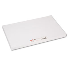 Heavyweight Tagboard, 18 x 12, White, 100/Pack