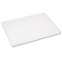 Heavyweight Tagboard, 24 x 18, White, 100/Pack