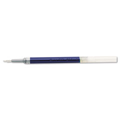 Refill for Pentel EnerGel Retractable Liquid Gel Pens, Fine, Blue Ink