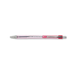 Better Ball Point Pen, Red Ink, .7mm, Dozen