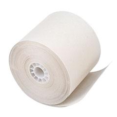 "One Ply Receipt Roll, 2 1/4"" x 150 ft, White, 100/Carton"