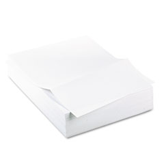 "Office Paper, Perforated 3 2/3"" From Bottom, 8 1/2 x 11, 20-lb, 500/Ream"