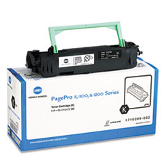 1710399002 Toner, 3000 Page-Yield, Black