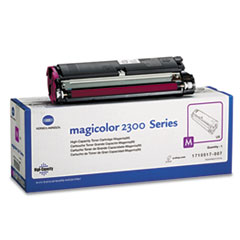 1710517007 High-Yield Toner, 4500 Page-Yield, Magenta
