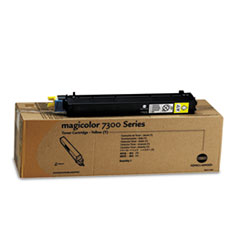 1710530002 Toner, 7500 Page-Yield, Yellow