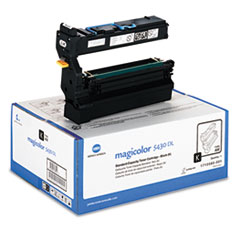1710580001 Toner, 6000 Page-Yield, Black