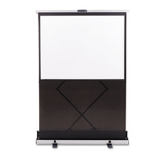 Euro Instant Portable Cinema Screen w/Black Carrying Case, 60 x 60