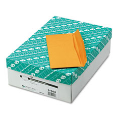 KRAFT ENVELOPE, CONTEMPORARY, #10, LIGHT BROWN, 500/BOX