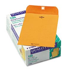 Clasp Envelope, 6 1/2 x 9 1/2, 28lb, Brown Kraft, 100/Box