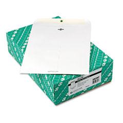 Clasp Envelope, 10 x 13, 28lb, White, 100/Box