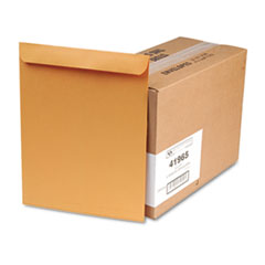 Catalog Envelope, 12 x 15 1/2, Brown Kraft, 250/Box