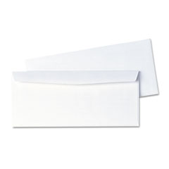 Business Envelope, #10, 4 1/8 x 9 1/2, White, 1000/Box