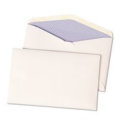 Expandable Security Envelope, One inch, 6 x 9 1/2, White, 500/Box