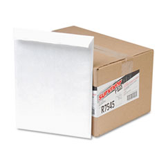 DuPont Tyvek Air Bubble Mailer, Self-Seal, Side Seam, 10 x 13, White, 25/Box
