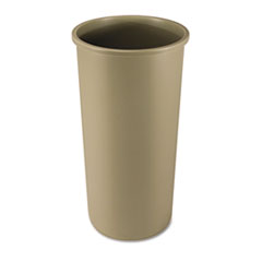 COU ** Untouchable Waste Container, Round, Plastic, 22 gal, Beige at Sears.com