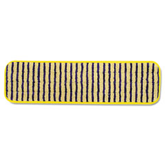 "MotivationUSA * Microfiber Scrubber Pad, Vertical Polyprolene Stripes, 18"", 6/Carton, at Sears.com"