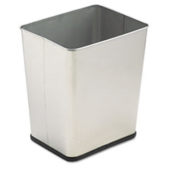Wastebasket_Rectangular_Steel_725gal_Stainless_Steel