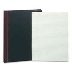Texhide Record Ruled Book, 14 1/4 x 11 1/4, Eye Ease GN, 300 Sheets