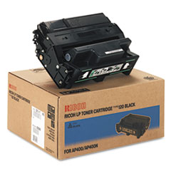 400942 Toner, 15000 Page-Yield, Black