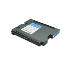 405537 High-Yield Toner, 3000 Page-Yield, Cyan