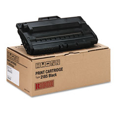 412660 Toner, 5000 Page-Yield, Black