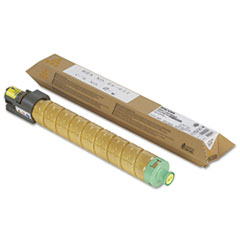 820008 High-Yield Toner, 15000 Page-Yield, Yellow