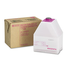 885374 High-Yield Toner, 10000 Page-Yield, Magenta