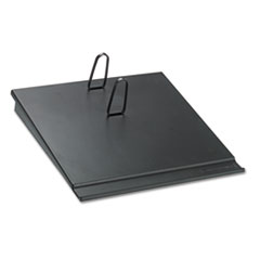 "Desk Calendar Base, Black, 3 1/2"" x 6"""